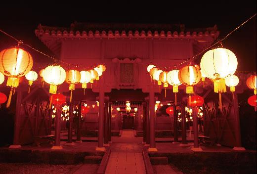 琉球ランタンフェスティバルとは